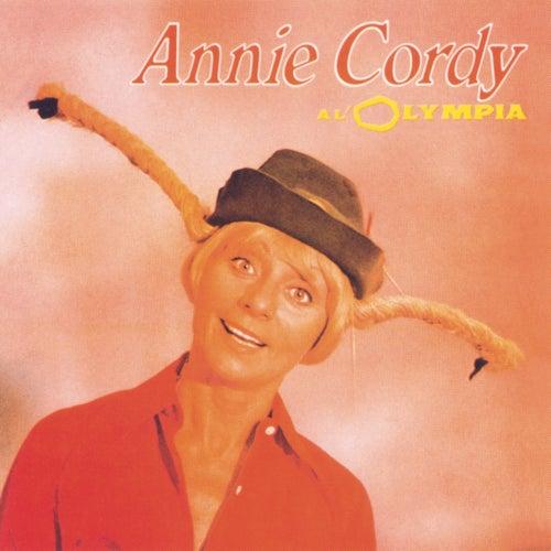 A L'Olympia-Enregistré en Public de Annie Cordy
