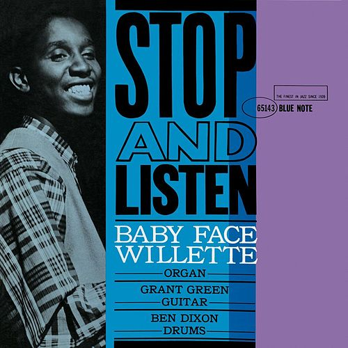 Stop And Listen (Remastered) van Baby Face Willette