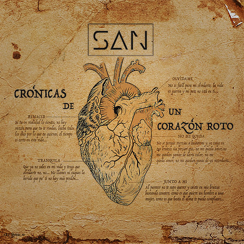 Crónicas de un Corazón Roto de SAN