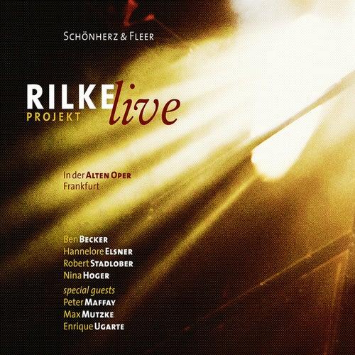 Rilke Projekt - Live in der Alten Oper Frankfurt von Schönherz & Fleer