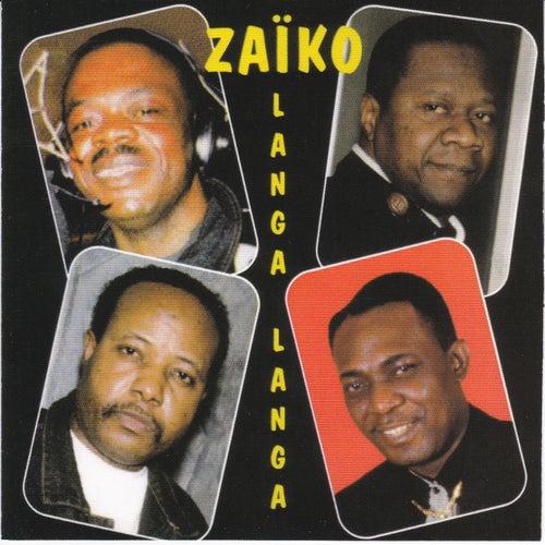 Hits inoubliables, zaïko langa langa de Papa Wemba