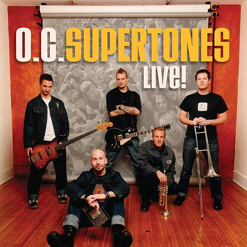 Live Vol. 1 by The Orange County Supertones