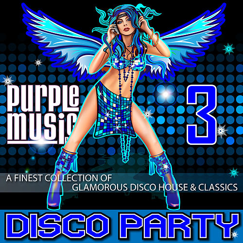 Disco Party 3 de Various Artists