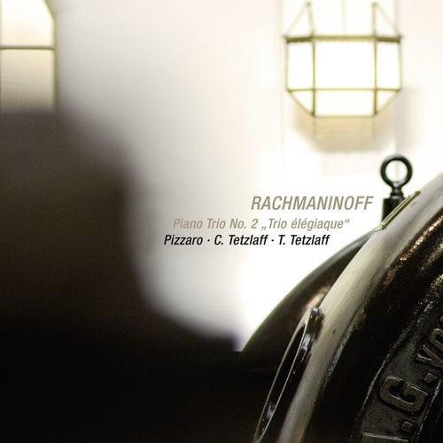"Rachmaninoff: Piano Trio No. 2 ""Trio élégiaque"" (Live) by Tanja Tetzlaff and Christian Tetzlaff Artur Pizarro"