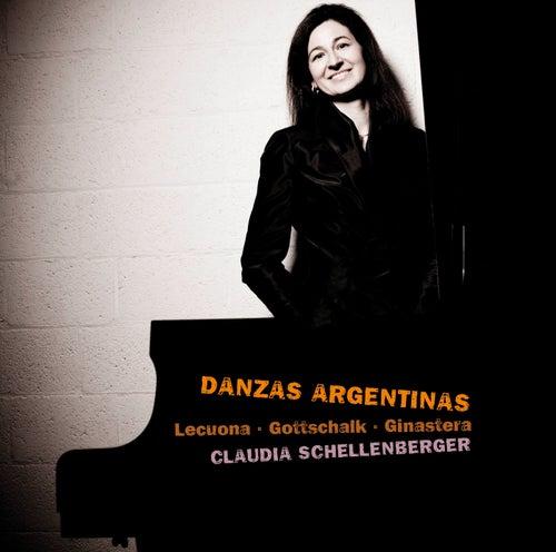 Lecuona & Gottschalk & Ginastera: Danzas Argentinas by Claudia Schellenberger