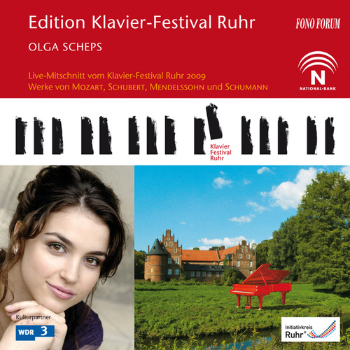 Olga Scheps (Edition Ruhr Piano Festival, Vol. 25) (Live) von Olga Scheps