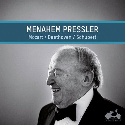 Schubert, Mozart & Beethoven: Vienna Tales von Menahem Pressler