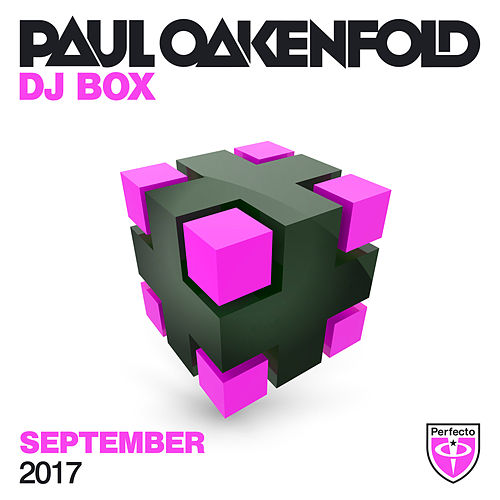 DJ Box September 2017 von Paul Oakenfold