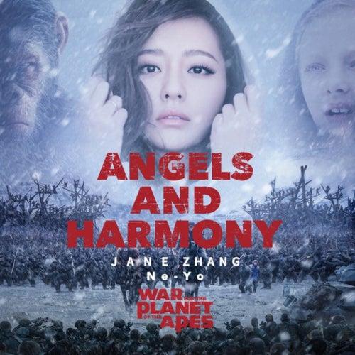 Angels and Harmony(电影《猩球崛起3:终极之战》中国区推广曲) de 张靓颖