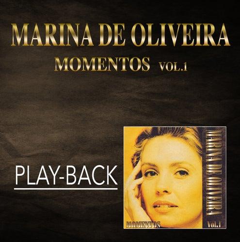 Momentos Vol. 1 (Playback) von Marina de Oliveira