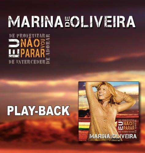 Eu Não Vou Parar (Playback) von Marina de Oliveira