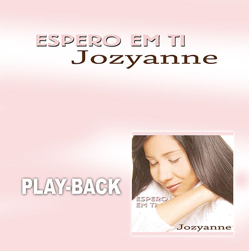Espero em Ti (Playback) de Jozyanne