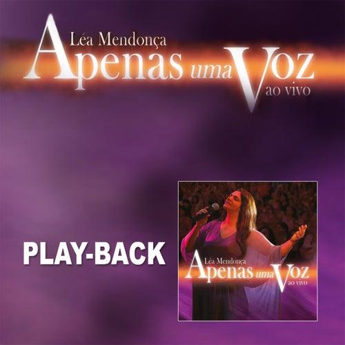 Apenas Uma Voz (Playback) de Léa Mendonça