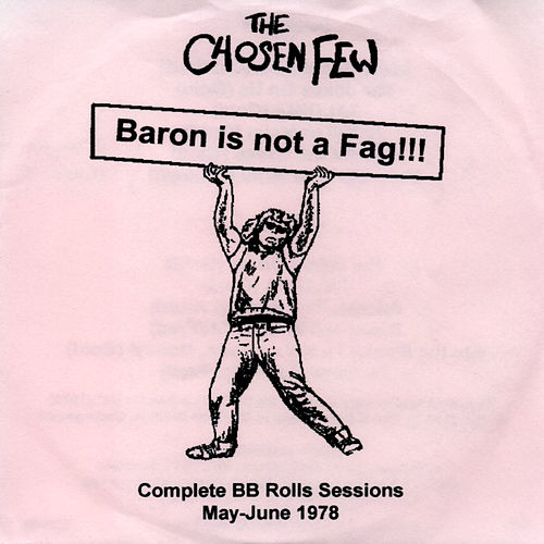 Baron is Not a Fag by The Chosen Few