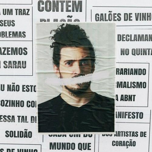 Cada um Com Seus Poemas de Pedro Salomão