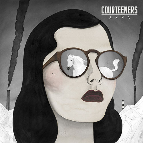 Anna von The Courteeners