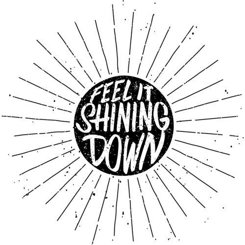 Feel It Shining Down by Cas Haley