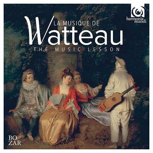 Watteau: The Music Lesson de Various Artists