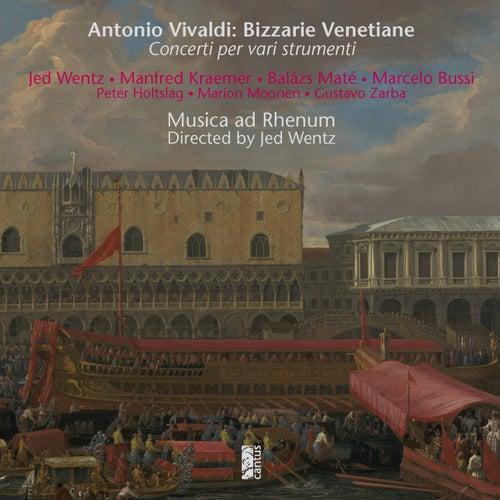 Vivaldi: Bizzarie Venetiane. Concerti per vari strumenti by Various Artists