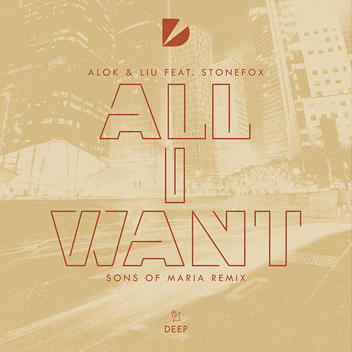 I Want You (Sons Of Maria Remix) de Alok & Liu