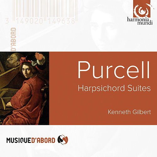 Purcell: Harpsichord Suites de Kenneth Gilbert
