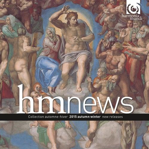 Harmonia Mundi Spring Summer 2015 by Various Artists