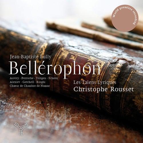 Bellérophon de Les Talens Lyriques