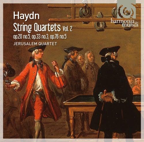 Haydn: String Quartets, Vol.2 de Jerusalem Quartet