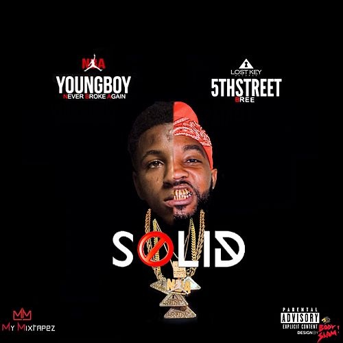 Solid (feat. NBA Youngboy) von 5th Street Bree