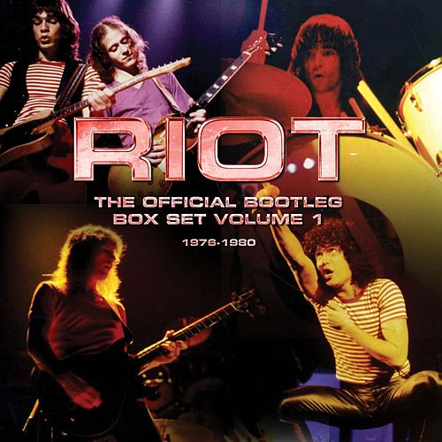 Riot - the Official Riot Box Set, Vol. 1 von Riot