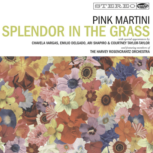Splendor in the Grass von Pink Martini