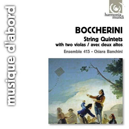 Boccherini: Quintets with Two Violas by Ensemble 415
