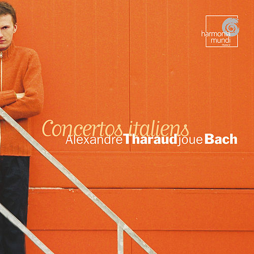 J.S. Bach: Concertos italiens de Alexandre Tharaud