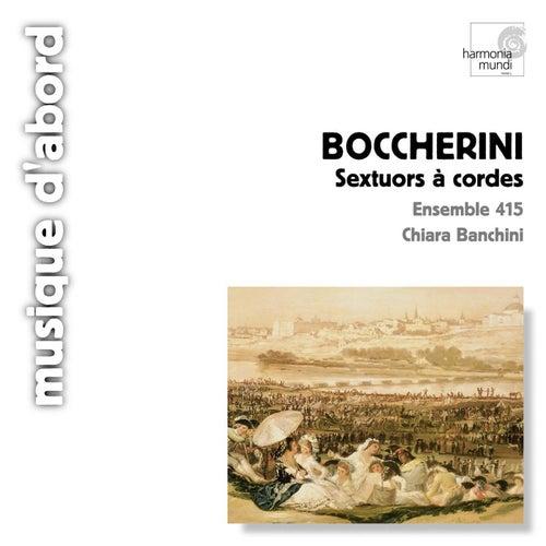 Boccherini: Sextets, Op. 23 by Ensemble 415