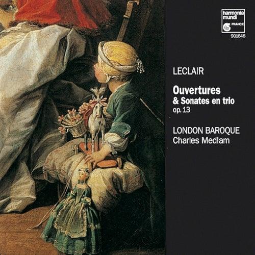 Leclair: Trio Sonatas de The London Baroque