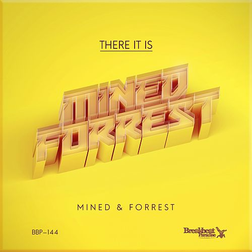 There It Is EP by Mined