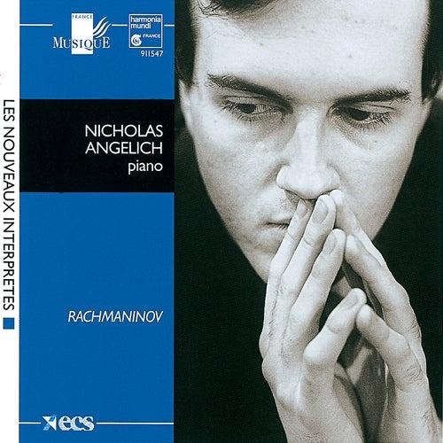Rachmaninov: Etudes-tableaux de Nicholas Angelich