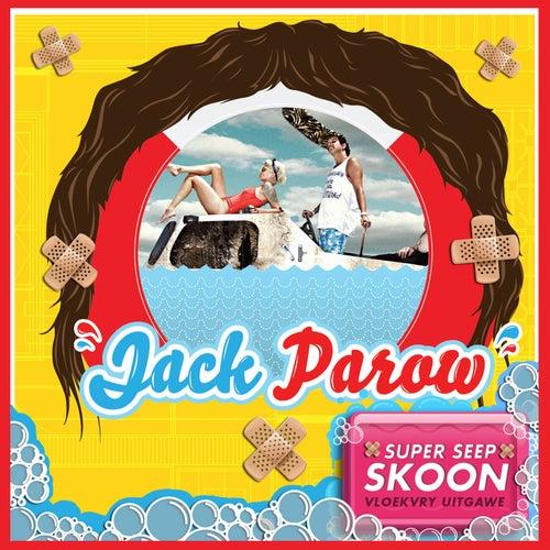 Super Seep Skoon (Vloekvry Uitgawe) von Jack Parow