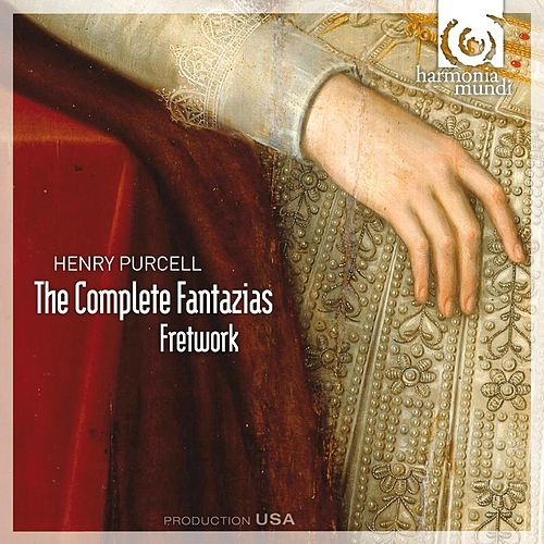 Purcell: The Complete Fantazias by Fretwork