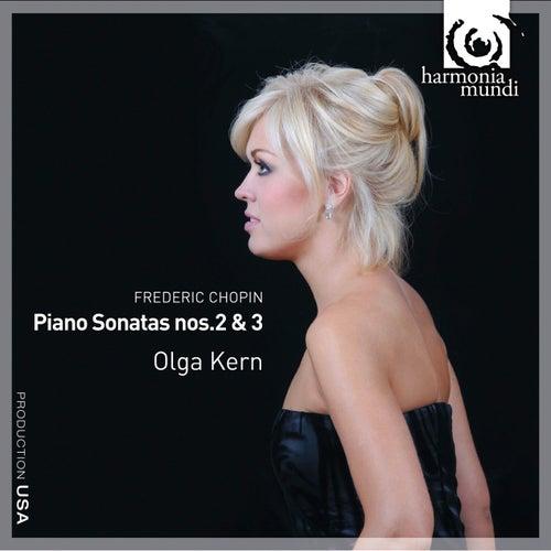 Chopin: Piano Sonatas Nos. 2 & 3 de Olga Kern