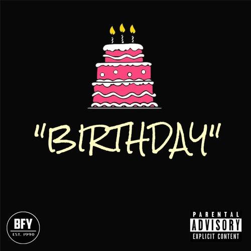 Birthday by Hazel