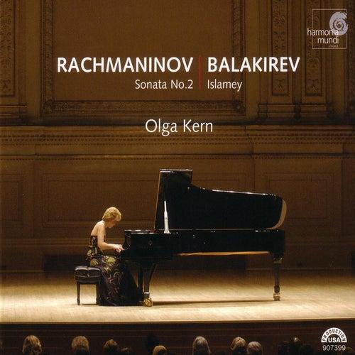 Rachmaninov: Sonata No.2 - Balakirev: Islamey de Olga Kern
