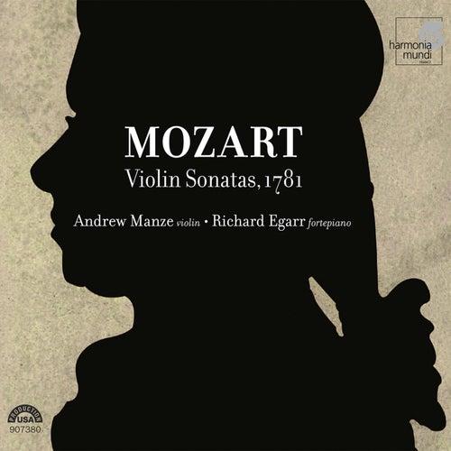 Mozart: Violin Sonatas, 1781 de Wolfgang Amadeus Mozart