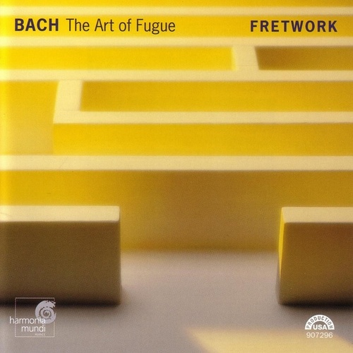 J.S. Bach: The Art of Fugue, BWV 1080 by Fretwork