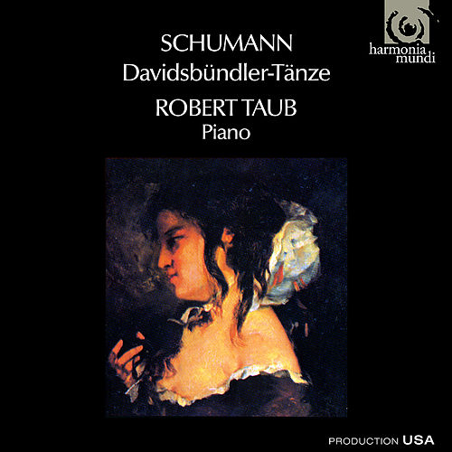Schumann: Davidsbündler-Tänze de Robert Taub
