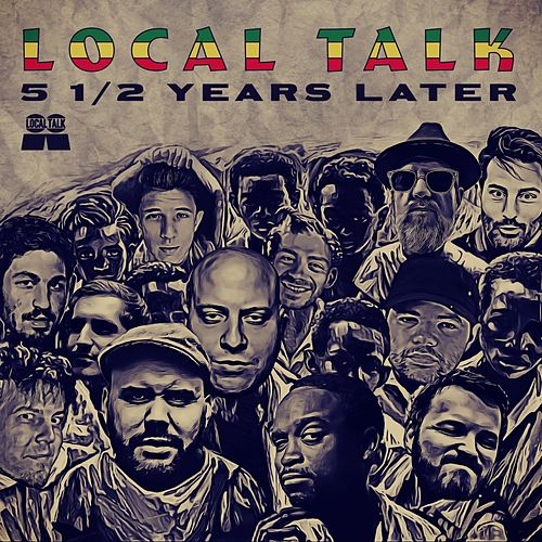 Local Talk 5 1/2 Years Later - EP de Various Artists