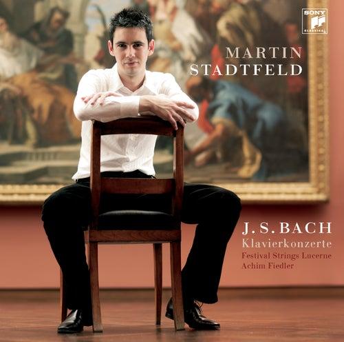 J. S. Bach: Klavierkonzerte von Martin Stadtfeld