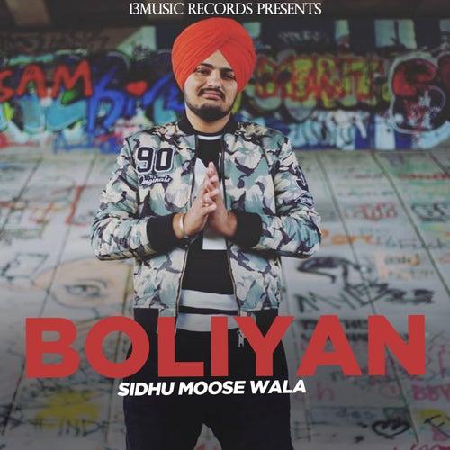 Boliyan by Sidhu Moose Wala