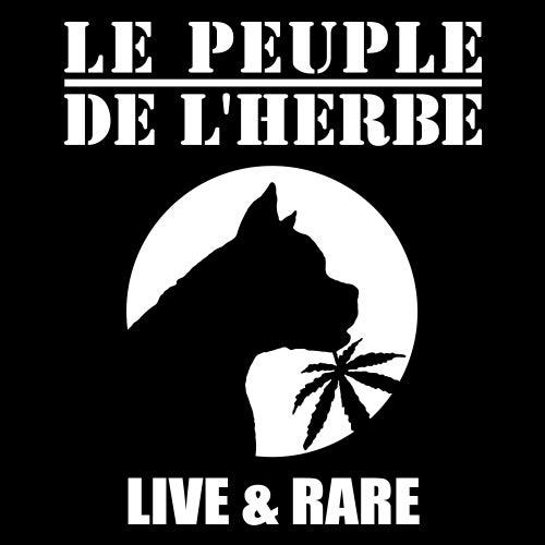 Live & Rare de Le Peuple de L'Herbe