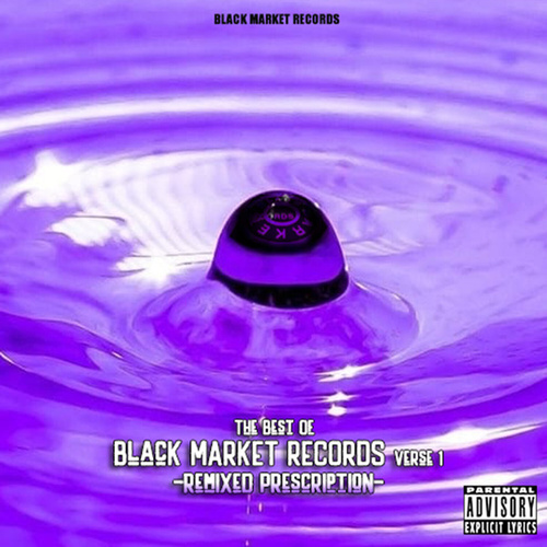 The Best of Black Market Records by Various Artists